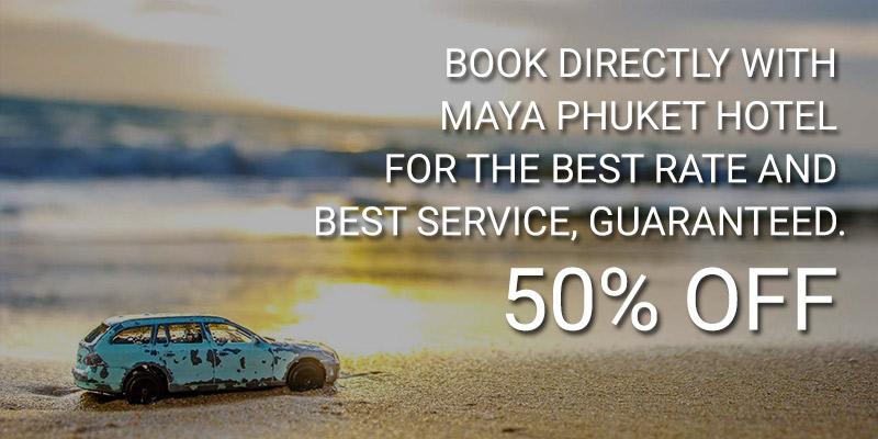 Maya Phuket | Phuket Hotel | Nai Yang Beach Phuket